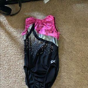 Other - Girls gymnastics leotard 🤸♀️ 10/12